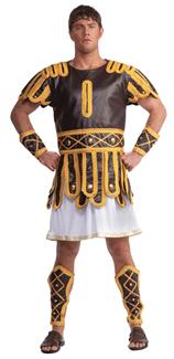 ROMAN EMPEROR PLUS SIZE ADULT COSTUME