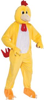 CHICKEN MASCOT ADULT COSTUME