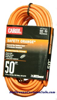 50 FOOT EXTENSION CORD - 16/3