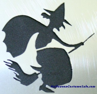 STAINLESS WITCH STENCIL