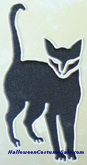 STAINLESS BLACK CAT STENCIL