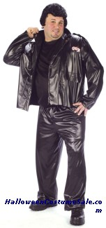GREASE DANNY T-BIRD ADULT COSTUME - PLUS SIZE
