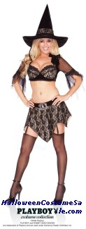 PLAYBOY RICH WITCH ADULT COSTUME
