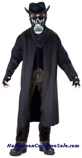 EVIL OUTLAW CHILD COSTUME