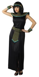 MIDNIGHT CLEOPATRA ADULT COSTUME