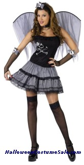 FUNKY PUNK FAIRY ADULT COSTUME