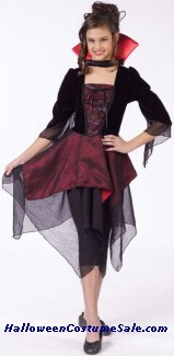 DRACULA LADY ADULT COSTUME