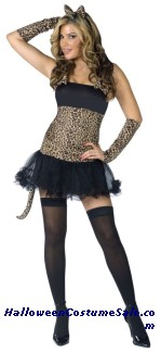 WILD CAT ADULT COSTUME