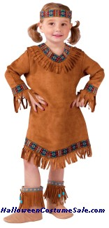 AMERICAN INDIAN TODDLER COSTUME