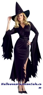 GOTHIC WITCH ADULT COSTUME