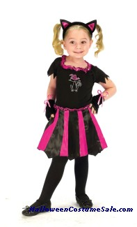 Cat Sweetheart Toddler Costume