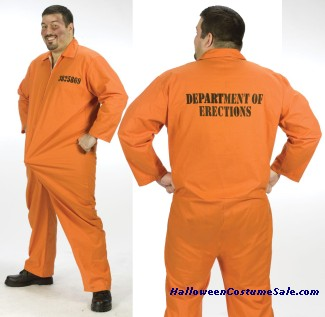 DEPARTMENT OF ERECTIONS ADULT COSTUTME - PLUS SIZE