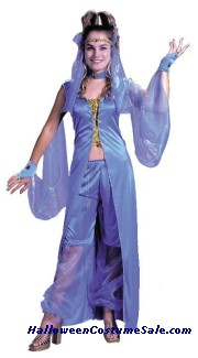 DREAMY GENIE ADULT COSTUME - PLUS SIZE