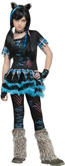WICKD WOLFIE TEEN COSTUME