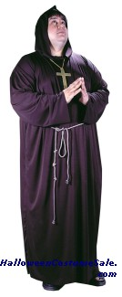 MONK ROBE - PLUS SIZE