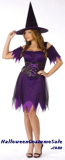 DARK WITCH ADULT COSTUME