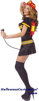 Put Out The Fire Adult Costume
