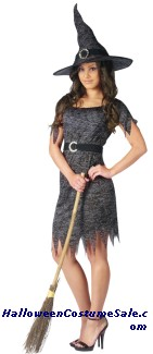 TWILIGHT WITCH ADULT COSTUME