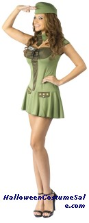 MAJOR TROUBLE ARMY ADULT COSTUME