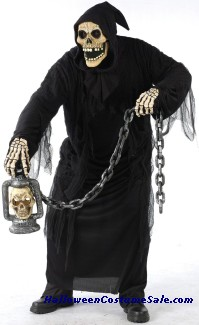 Grave Ghoul Adult Costume - Plus Size