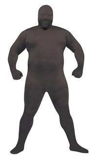 SKIN SUIT PLUS SIZE ADULT COSTUME