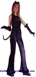 FANTASTIC FELINE ADULT COSTUME