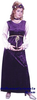 HARVEST PRINCESS ADULT COSTUME