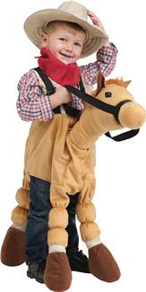 RIDE-A-PONY CHILD COSTUME