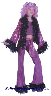 DISCO DIVA TEEN COSTUME