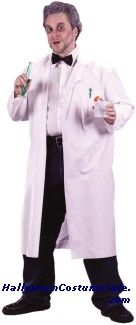 MAD SCIENTIST LAB COAT