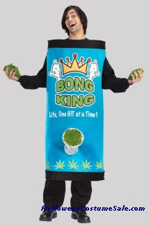 BONG KING ADULT COSTUME