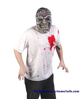 HORROR SPOOF ADULT COSTUME
