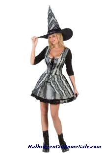GOTHIC ROSE WITCH ADULT COSTUME