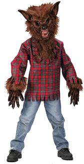 WEREWOLF COSTUME, CHILD