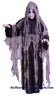 REAPER GAUZE CHILD COSTUME