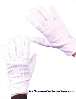 THEATRICAL GLOVES WITH SNAP