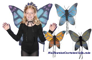 BUTTERFLY WINGS - CHILD SIZE