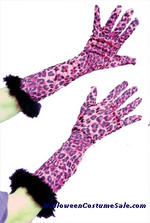 GLOVES GLAMOUR GIRLS-SEQ