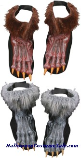 WEREWOLF ADULT SHOE COVER