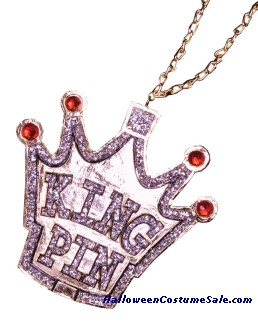 MEDALLIONS RAPPER- KING