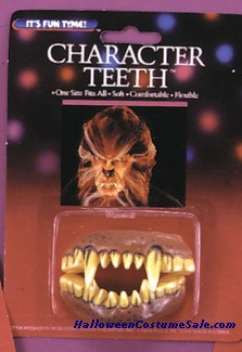 TEETH,WEREWOLF