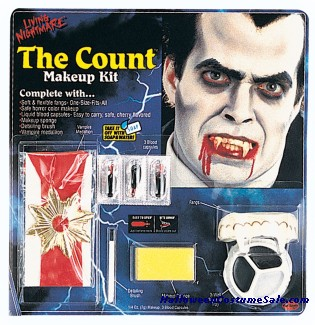 The Count Living Nightmare