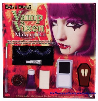 Makeup Kit Vamp Vixen Wild WIC