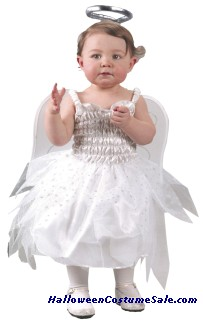 ANGEL COSTUME FOR INFANT