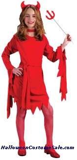 DARLING DEVIL COSTUME, CHILD