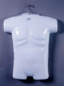 BODY FORM W/HANGER- CHILD SIZE