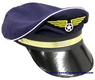 PILOT HAT ADULT/CHILD