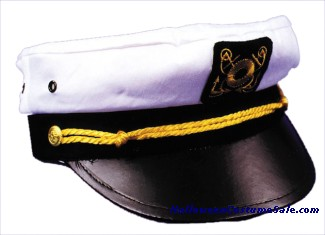 ADMIRAL HAT, ADULT, LARGE