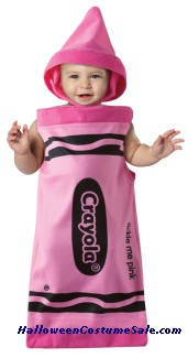 CRAYOLA TICKLE ME BUNTING COSTUME