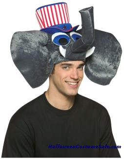Patriot Elephant Hat